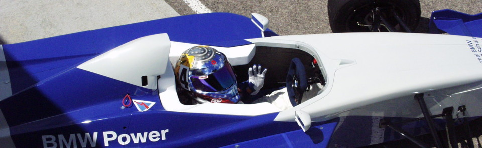 BMW Testing in Spain
